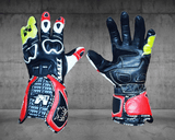 MATT Racing Moto Custom GANTS ENFANT RACING 100 PERSONNALISABLE - CUIR DE VACHE