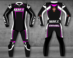 "Combinaison Femme ""LEVEL ONE"" - Kangourou - MATT Racing"
