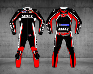 "Combinaison Homme ""RACE ONE"" - MATT Racing"