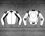 "Blouson Jack ""ROAD RACING"" - Kangourou - MATT Racing"