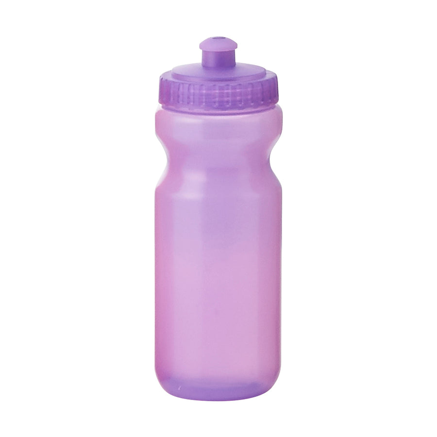 Entaniya 20 oz. Clear Water Bottle with Push Pull Lid - Life Pal Store