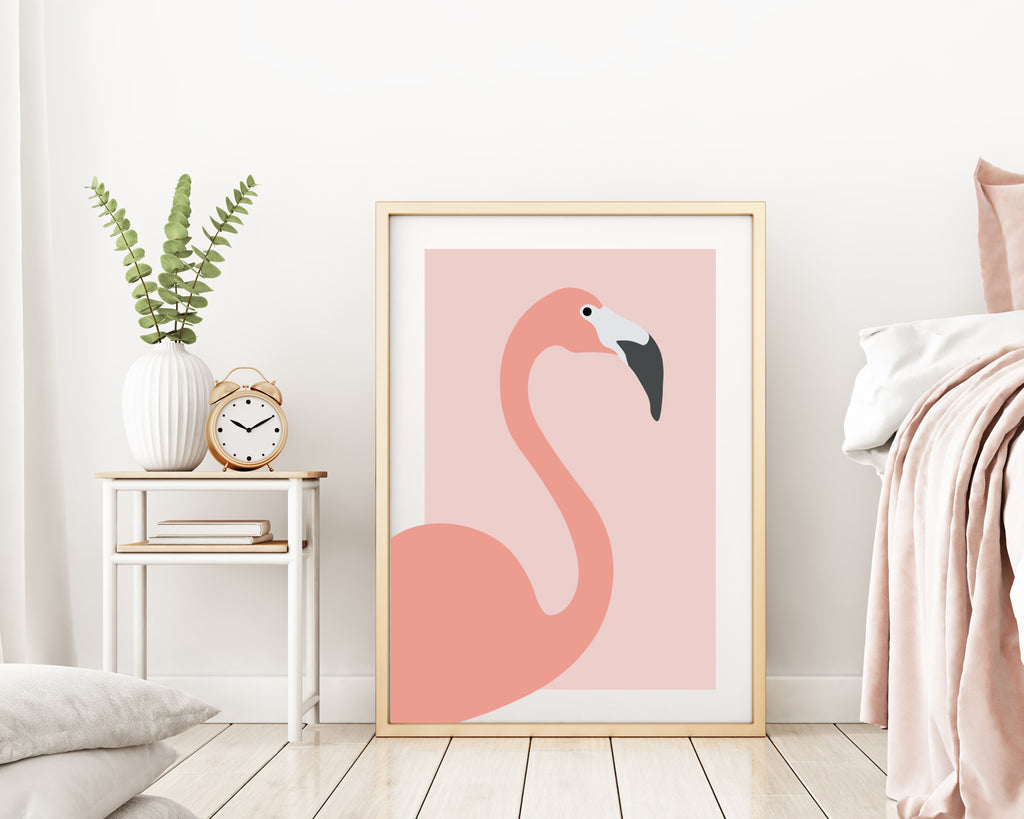 Pink Dreams Gallery Wall Bundle Set of 6 Prints