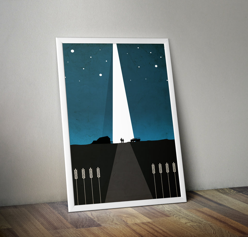 Interstellar Film Movie Poster