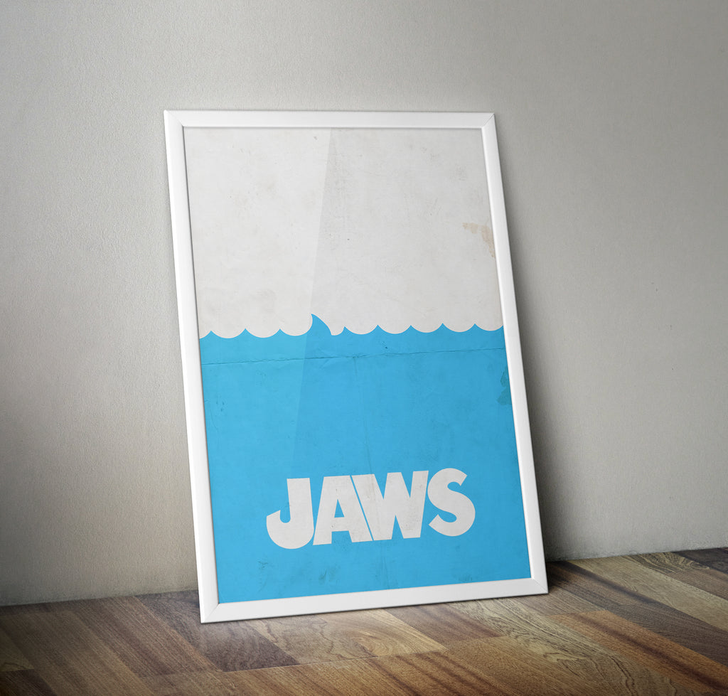 Jaws Film Movie Poster