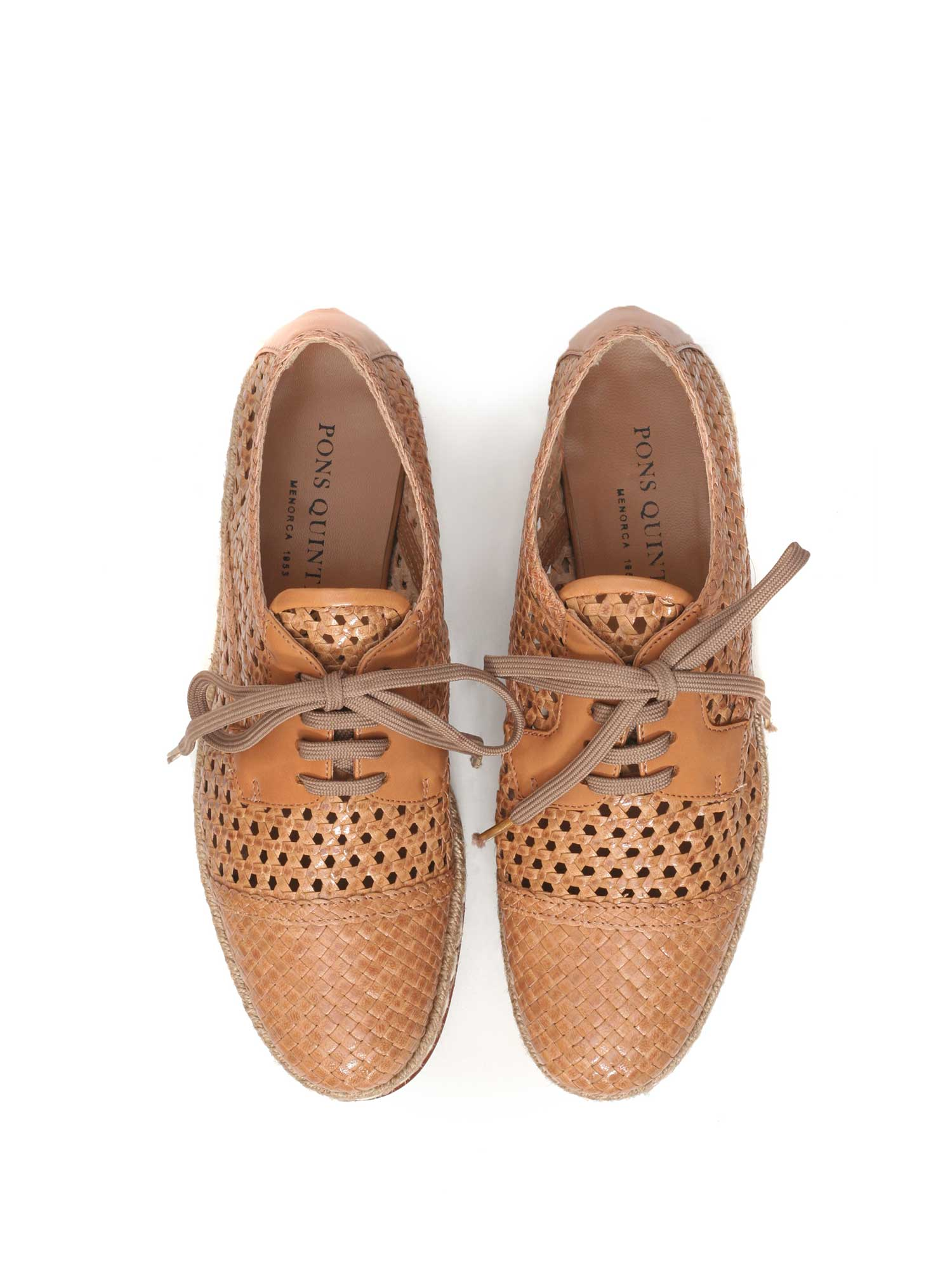 SAND LEATHER SNEAKER