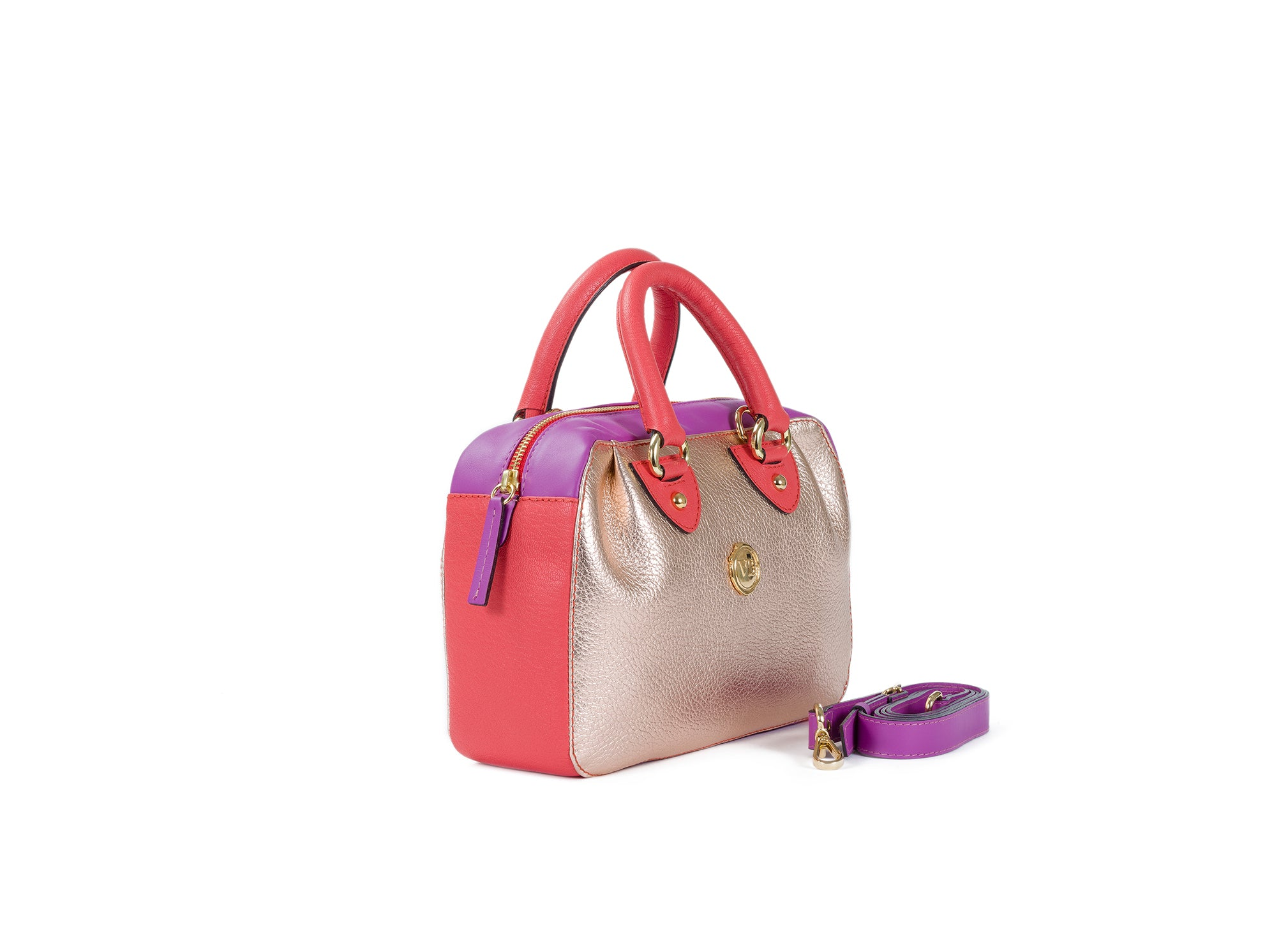 KALOS TOY BAG LIVING CORAL