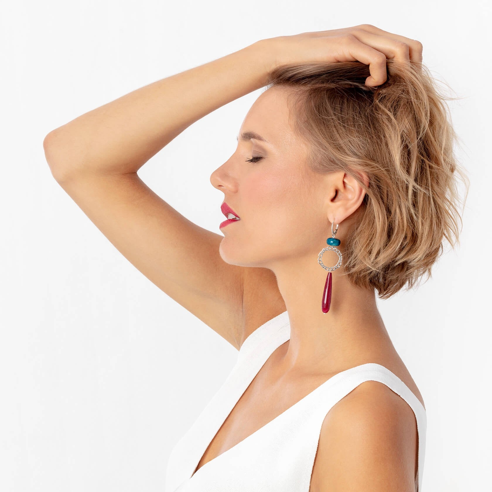 Extra Argo Earrings