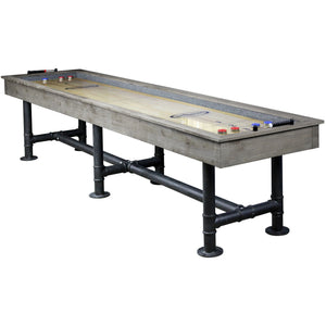 Imperial Bedford 9ft Shuffleboard Table   Silver Mist   Game Tables U0026 Stuff