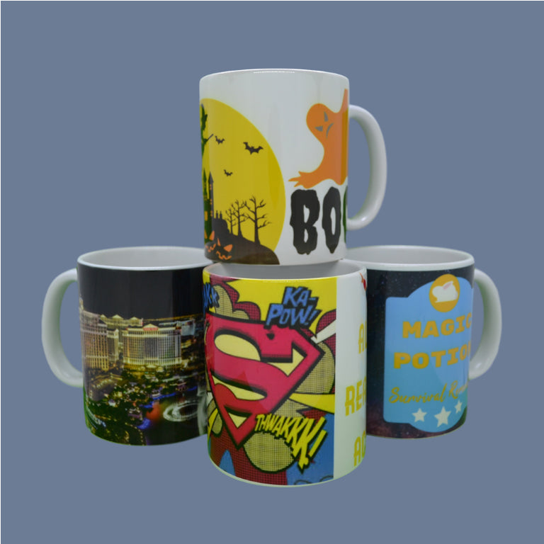 Personalised Personalised Mugs | Fast Fox Printing