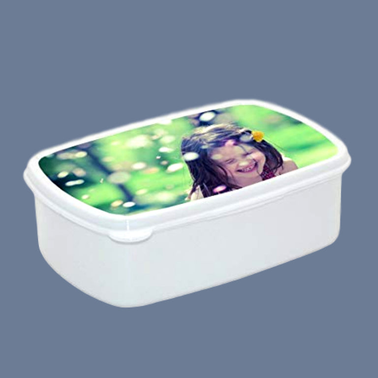 Personalised Lunch Box | Fast Fox Printing