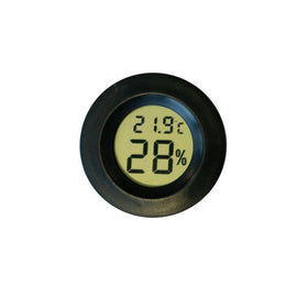 Digitalt hygrometer og thermometer