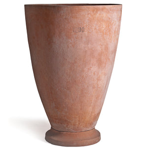 Terracotta krukke Calice con base