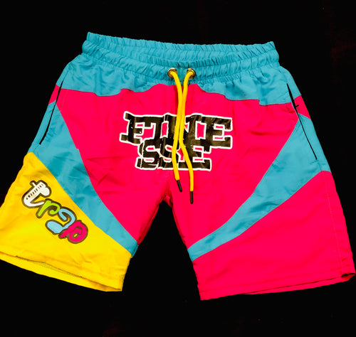 """Trap Finesse"" Shorts"