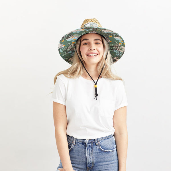 Oasis Straw Hat