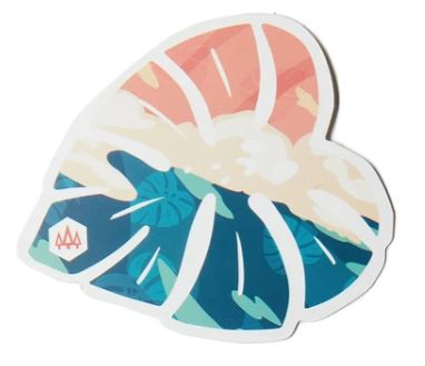 Hi Tide Sticker