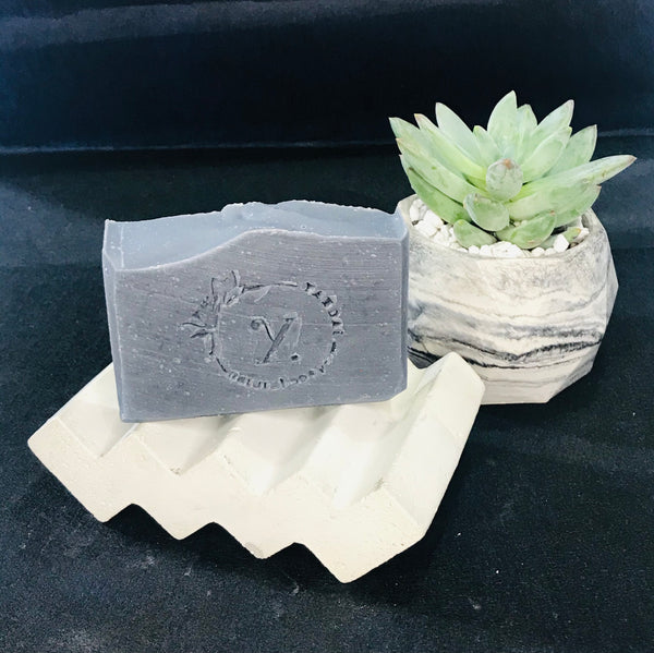Charcoal Tea Tree Soap Bar