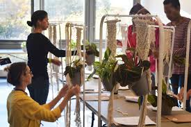 Macramé Workshop by Entrenudos Saturday, January 23, 2021