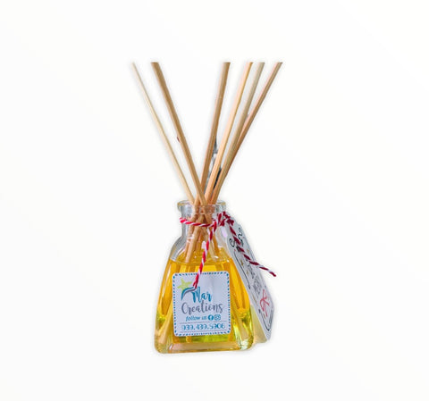 Bamboo Diffuser - Cabernet