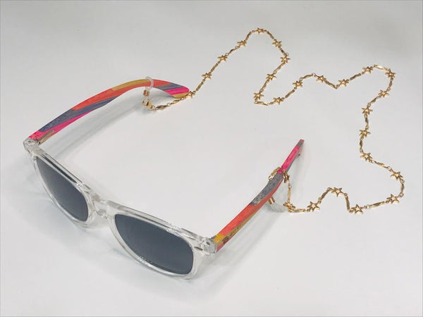 Mask Sunglass chain