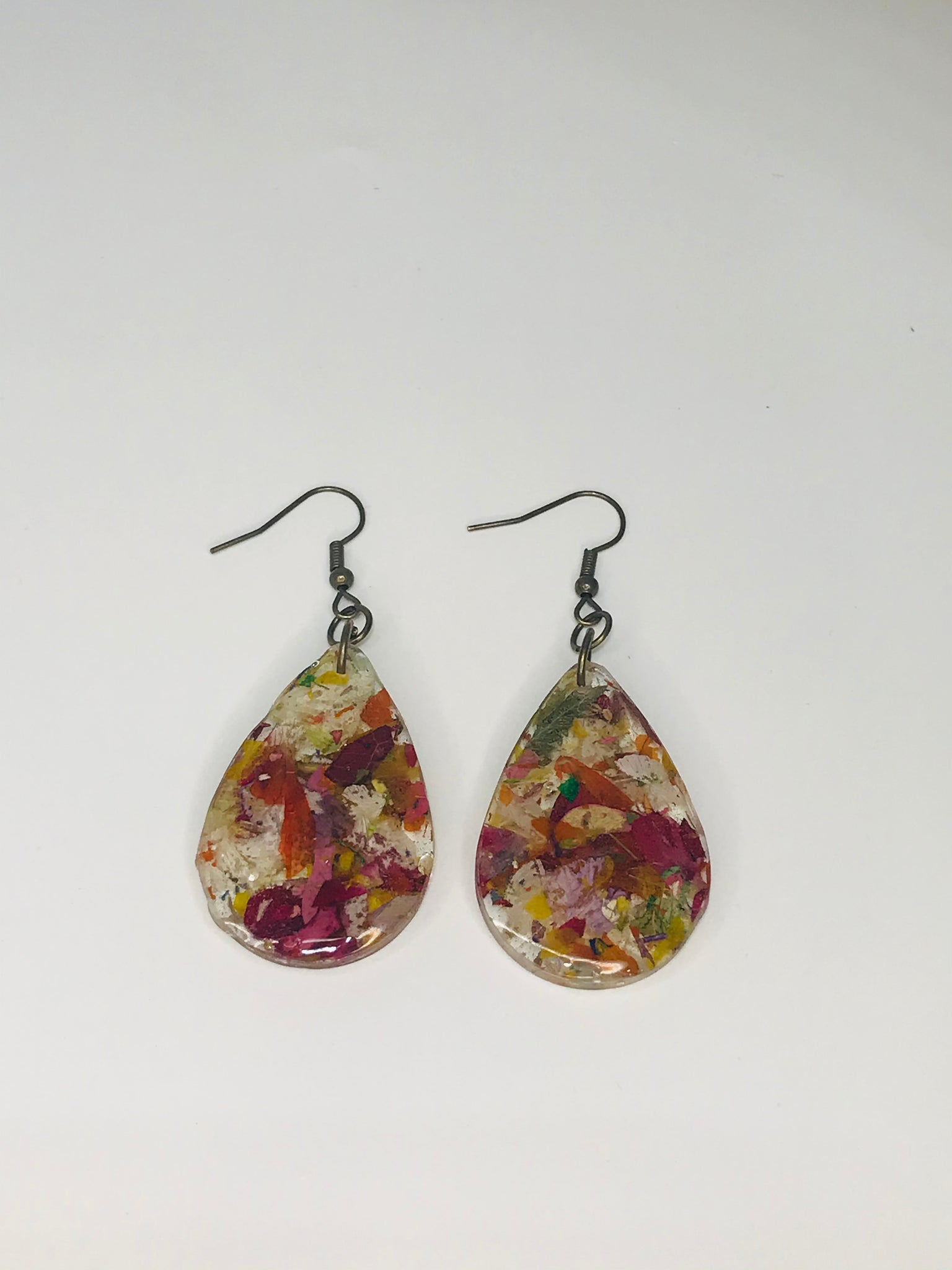 Resin Earrings 17