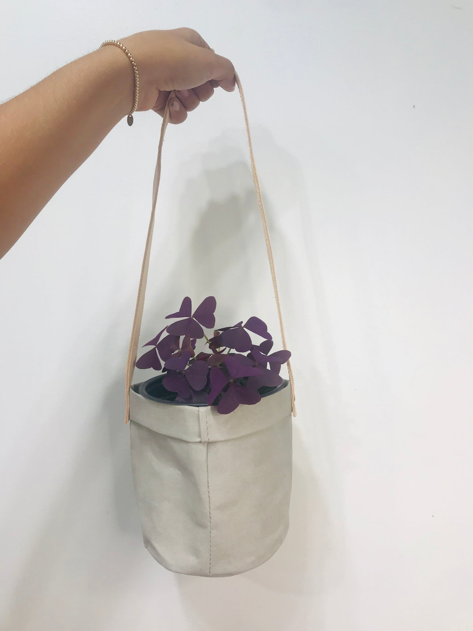 Washable Paper Planter Bag | the makers
