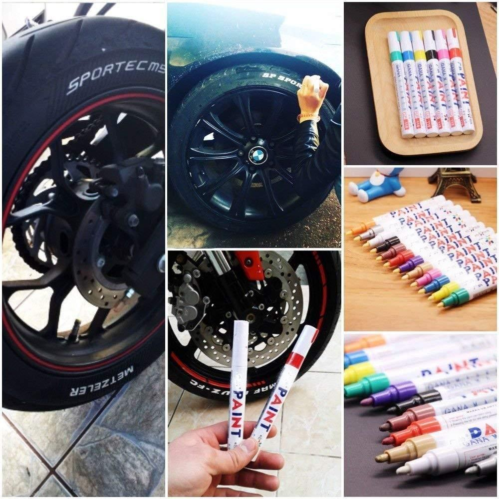 WATERPROOF TIRE PAINT PEN
