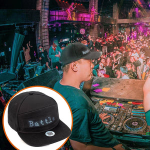 LED Message Hat [BUY 2 Free shipping + Get a coupon $5 ]