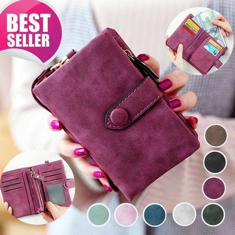 Women's Tri-Fold Wallet - 【BUY 2 GET FREE SHIPPING!!】