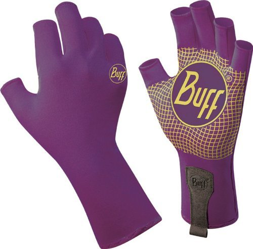 Buff Adult Sport-Series Water Gloves X-Small/Small Purple