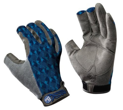 Buff Pro Series -- Fighting Work Gloves II Billfish L/XL