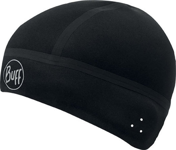 Buff Headwear Windproof Tech Hat (Black - L/XL)