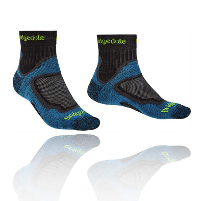 Bridgedale Coolmax Lightweight T2 Trail Sport - Merino Cool Socks