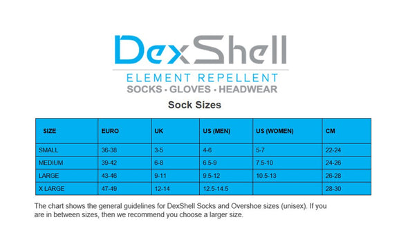 DexShell Waterproof Ultraflex Socks
