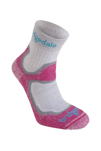 Bridgedale Women's Coolfusion Run Speed Trail Socks