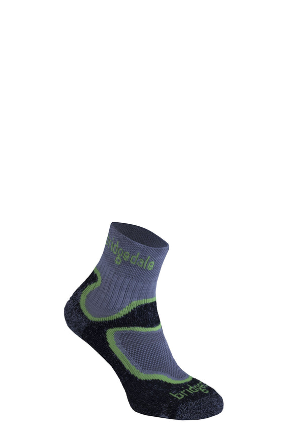 Bridgedale Men's Coolfusion Run Speed Trail Socks