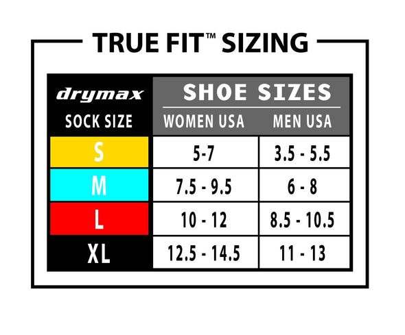 Drymax Cycle 1/4 Crew Socks
