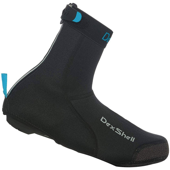 DexShell Men's Heavyweight Showerproof Cycling Overshoes