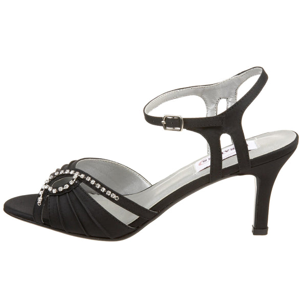 Dyeables Women's Ariana Ankle-Strap Sandal