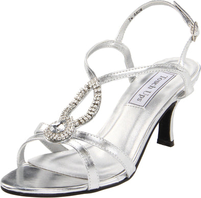 Touch Ups Women's Mindy Manmade T-Strap Sandal