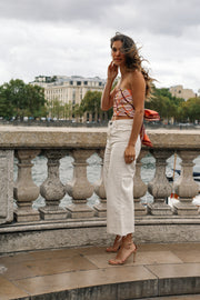 Jeans Trocadero Off White