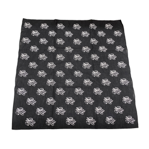 The Black Moods Logo Bandana