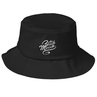 Black Moods Old School Bucket Hat