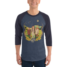 Load image into Gallery viewer, 'Sunshine' 3/4 sleeve raglan shirt