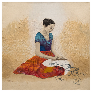 The Embroidery Woman - La Bordadora
