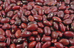 Organic Small Red Beans - Excellent Baking Quality! Color and Taste Hold Up - 2 Ounces