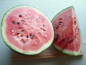 10 Organic Blacktail (Black Tail) Watermelon Seeds - One of The Oldest Varieties