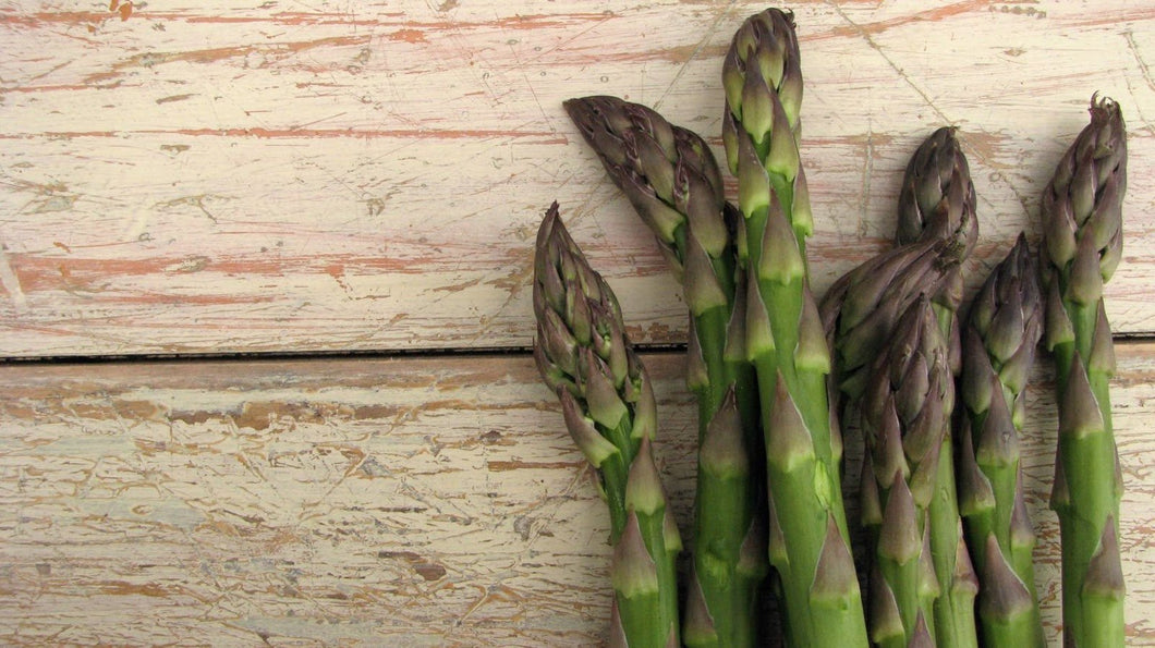 Organic De Paoli Asparagus Seeds -  Heavy Bearing Variety That has Light Green Spears