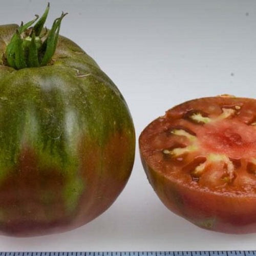 Organic Black Sea Man Tomato Seeds-20 Seeds - One of the most delicious and unique tomatoes you will ever see. Sweet & tangy. All USDA Zones