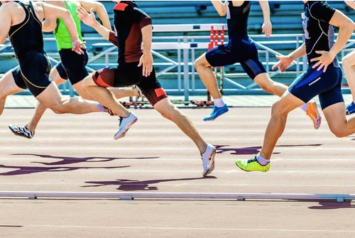 How much faster could you run if you dropped a few pounds?