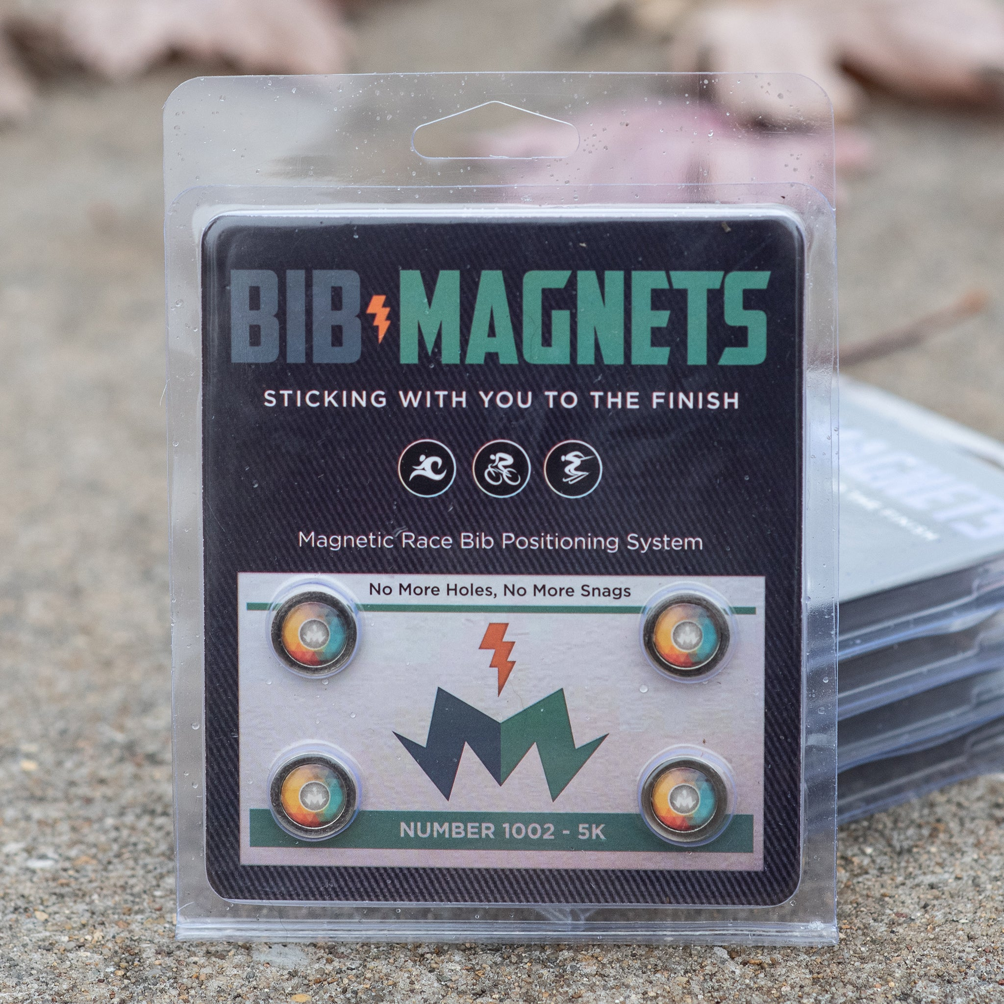 Color Splash Bib Magnets Alt